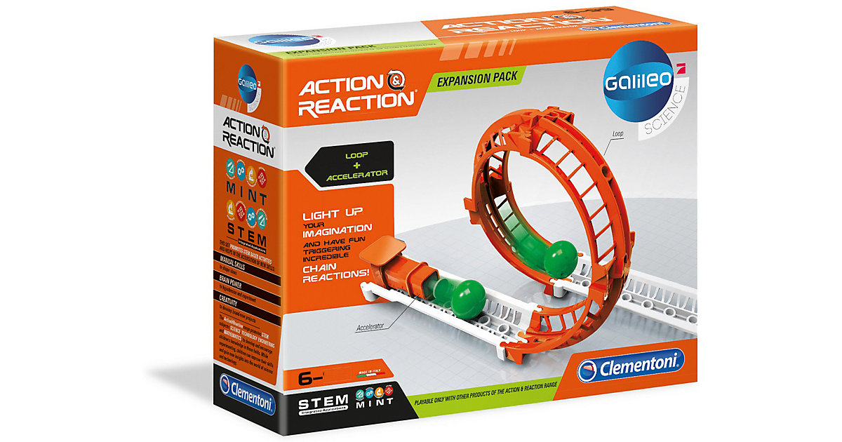 Action & Reaction - Looping bunt