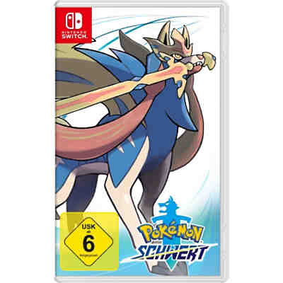 Nintendo Switch Pokémon Schwert
