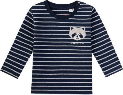Sanetta Baby-Jungen Langarmshirt