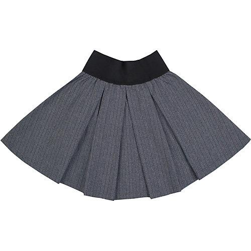Юбка Апрель - сине-серый от Апрель