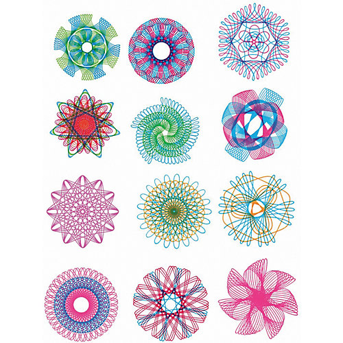 Набор для рисования Spirograph Cyclex Спирограф от Спирограф