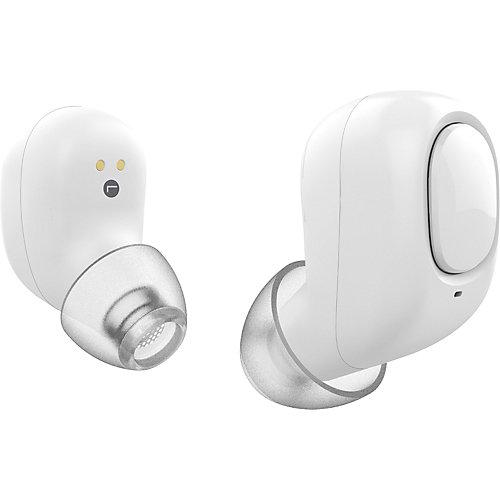 Наушники Elari EarDrops, белые