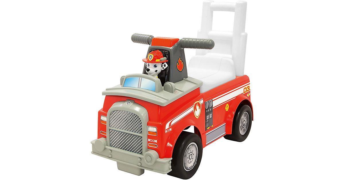 Paw Patrol Feuerwehr-Rutscherfahrzeug Marshall rot