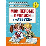 """Мои первые прописи """"Академия начального образования"""" К азбуке О.В. Узоровой, Е.А. Нефедовой"""
