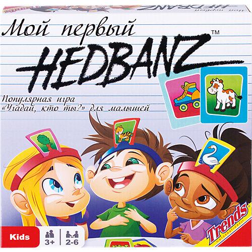 Настольная игра Trends Мой первый Hedbanz! от Trends International