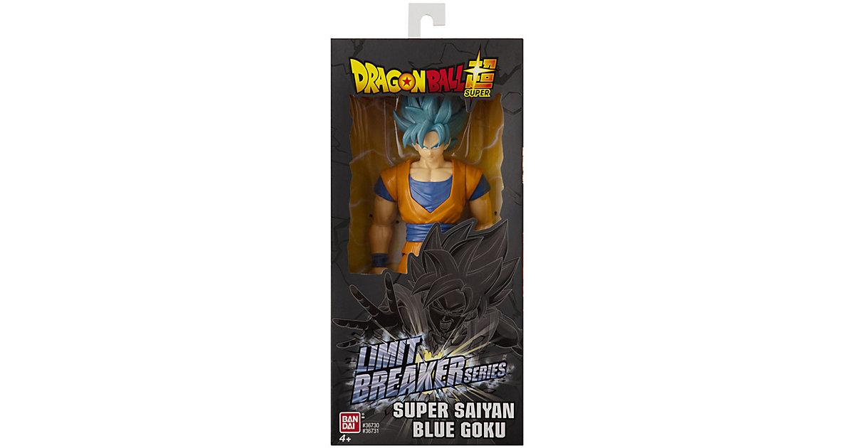 Dragon Ball Super Große Figur - Blue Goku blau/braun
