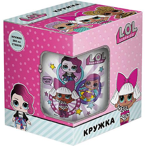 Кружка ND Play L.O.L. Surprise,250мл - разноцветный от ND Play