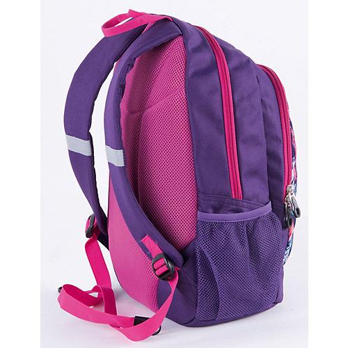 Рюкзак Pulse Cots Peacock, сиреневый - фиолетовый от Pulse