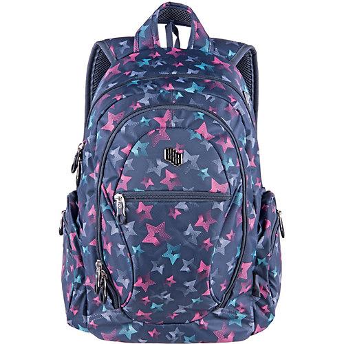 Рюкзак Pulse Dobby Stars, синий - разноцветный от Pulse