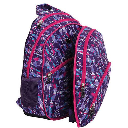 Рюкзак Pulse 2в1 Teens Purple collision, сиреневый - фиолетовый от Pulse