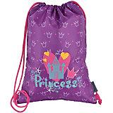 Мешок для обуви Pulse Princess Diamond, розовый
