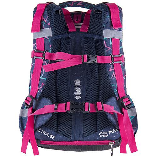 Рюкзак Pulse Anatomic XL Little Star, розовый - разноцветный от Pulse