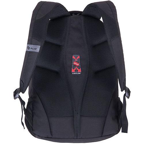 Рюкзак Pulse Classic Black, черный - черный от Pulse