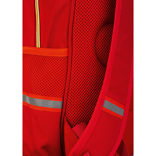 Рюкзак Aliсiia, с пеналом, красный - синий/красный от Aliciia