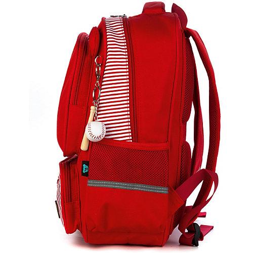 Рюкзак Aliсiia, красный - красный от Aliciia