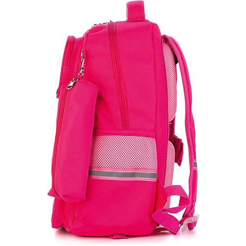 Рюкзак Aliсiia, с пеналом, розовый - розовый от Aliciia