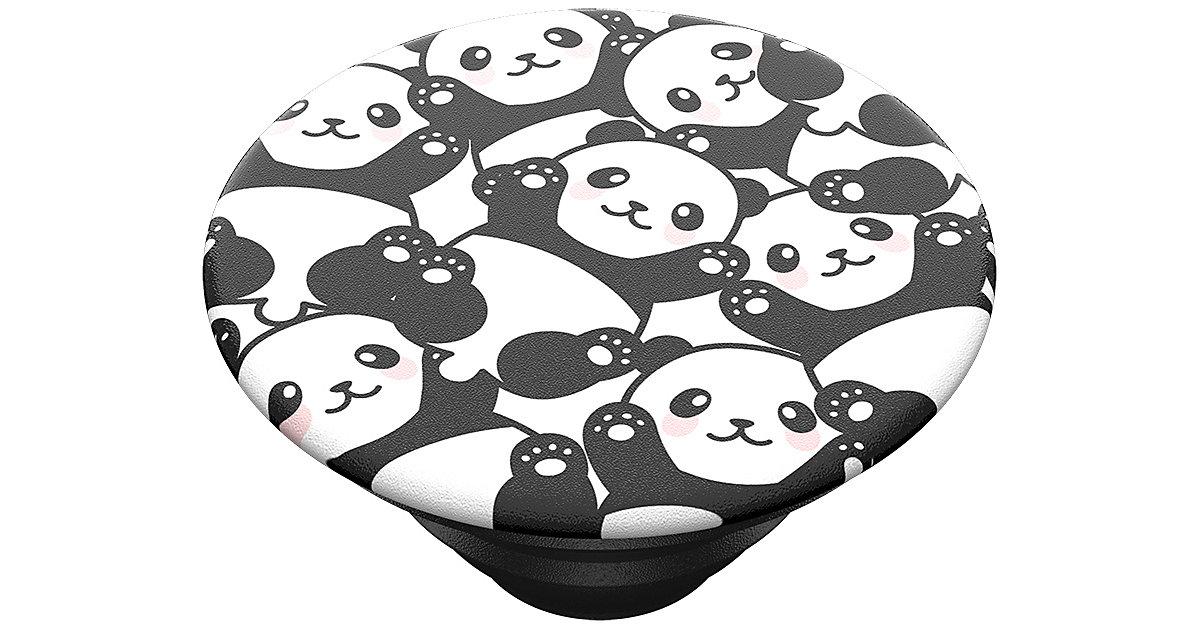 PopGrip Pandamonium schwarz/weiß