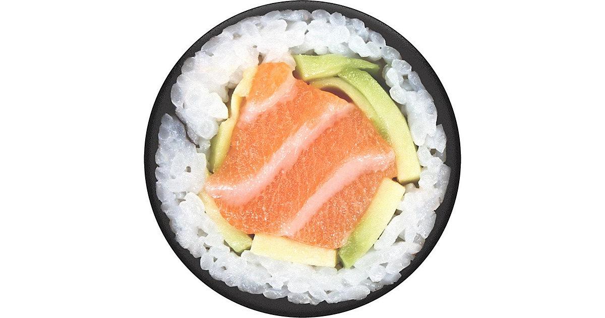 PopGrip Salmon Roll weiß/koralle