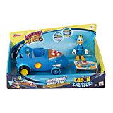 """Игровой набор IMC Toys Микки и весёлые гонки """"Автомобиль Дональда Дака"""", 2 в 1"""