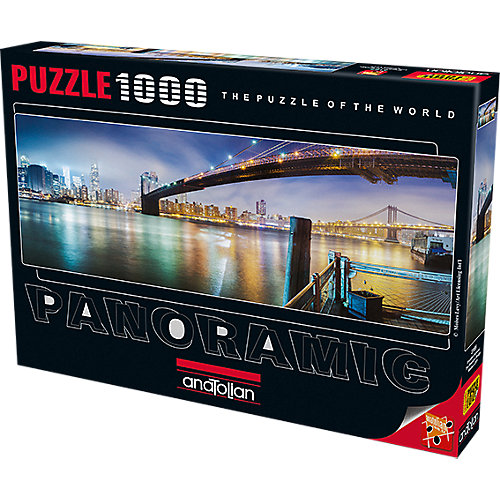Пазл Anatolian Бруклинский мост, 1000 элементов от Anatolian