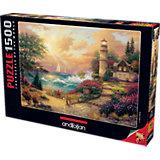Пазл Anatolian Берег мечты, 1500 элементов