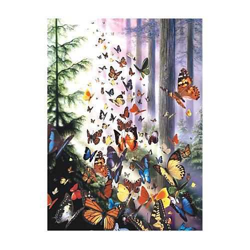 Пазл Anatolian Бабочки в лесу, 1000 элементов от Anatolian