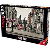 Пазл Anatolian Стиль Лондона, 1500 элементов