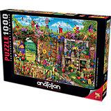 Пазл Anatolian Веселый дворик, 1000 элементов