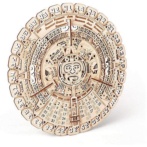 """Сборная модель Wood Trick """"Календарь Майя"""" от Wood Trick"""