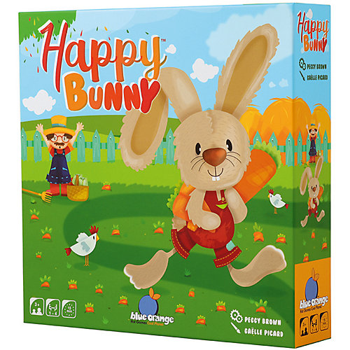 """Настольная игра Blue Orange """"Удачливый кролик"""" от Blue Orange"""