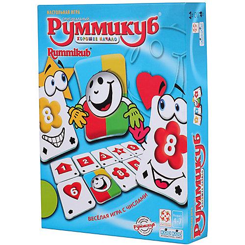 """Настольная игра Стиль жизни """"Руммикуб: Хорошее начало"""" от Стиль жизни"""