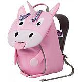 Рюкзак Affenzahn Ursula Unicorn, основной цвет розовый