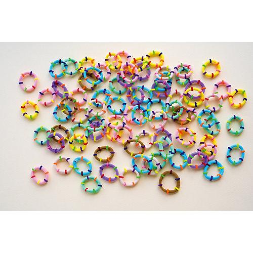 Набор резинок,80 шт. Aliciia - разноцветный от Aliciia