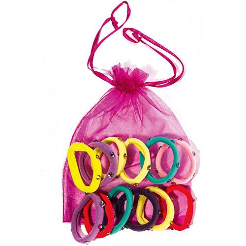 Резинки,12 шт. Aliciia - разноцветный от Aliciia