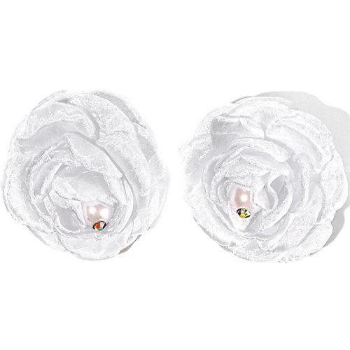 Резинки,2 шт. Aliciia - белый от Aliciia