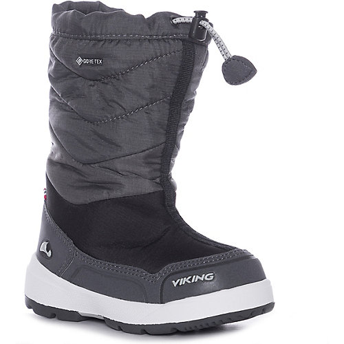 Утеплённые сапоги Viking Halden GTX - черный от VIKING
