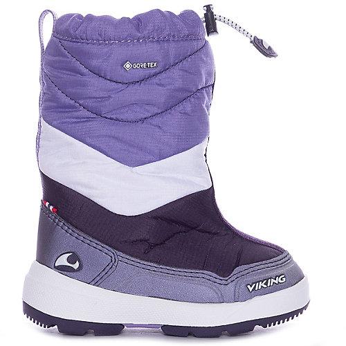 Утеплённые сапоги Viking Halden GTX - фиолетовый от VIKING