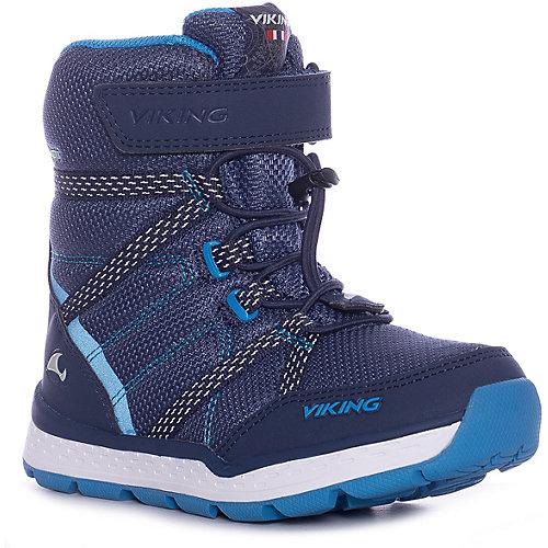 Ботинки Viking Skomo GTX Jr - синий от VIKING