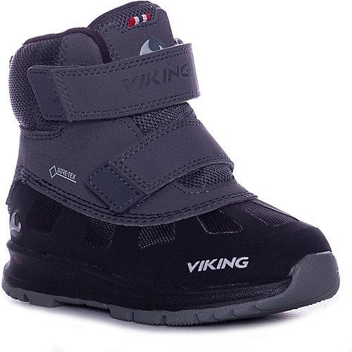Ботинки Viking Toby GTX - черный от VIKING