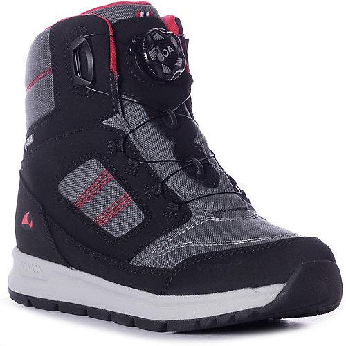 Ботинки Viking Tryvann Boa GTX - черный/розовый от VIKING
