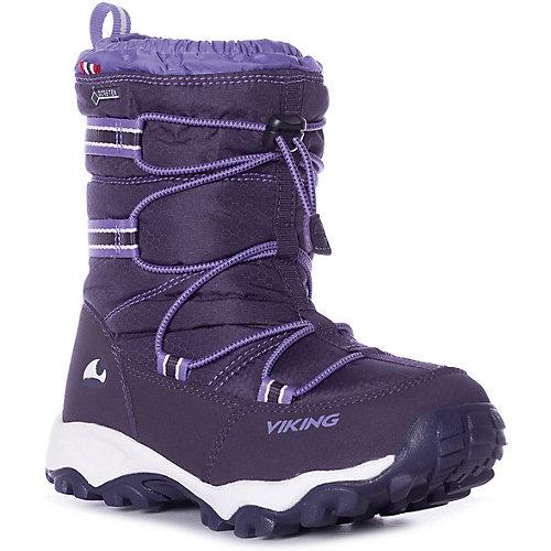 Сапоги Viking Tofte GTX - фиолетовый от VIKING