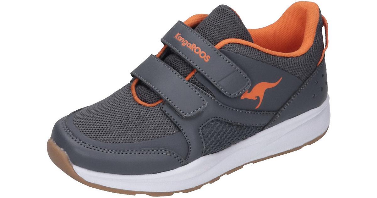 Sportschuhe Courty V grau/orange Gr. 33