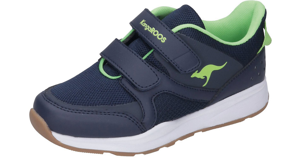 Sportschuhe Courty V blau/grün Gr. 35