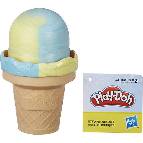 """Игровой набор Play-Doh """"Мороженое: Вафельный стаканчик"""" от Hasbro"""