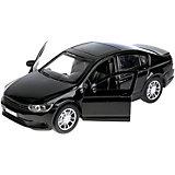 """Машинка """"Технопарк"""", инерционная, 12 см, черная"""