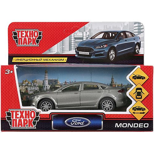 """Машинка """"Технопарк"""" Ford Mondeo, инерционная, 12 см, серая от ТЕХНОПАРК"""