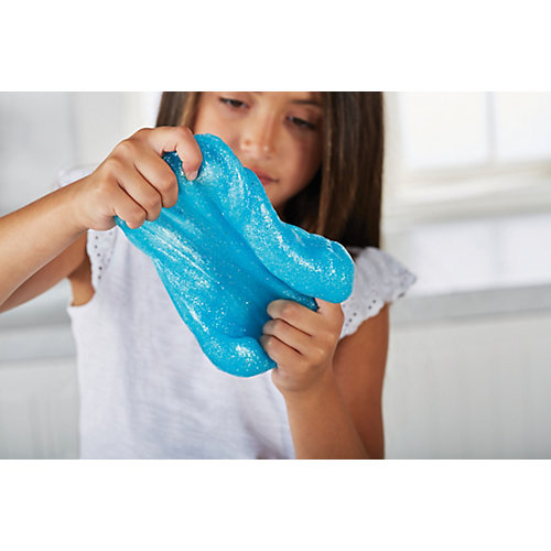Клей для слаймов Elmer's, с голубыми блестками, 177 мл от Elmer's