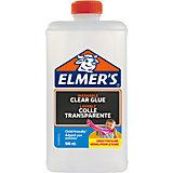 Клей для слаймов Elmer's, прозрачный, 945 мл