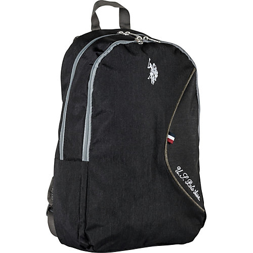 Рюкзак U.S. Polo Assn, чёрный - черный от U.S. POLO ASSN.