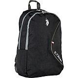 Рюкзак U.S. Polo Assn, чёрный